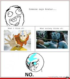 The ONE and ONLY Avatar!