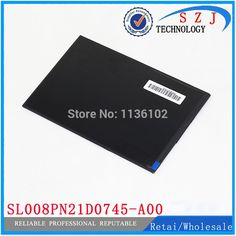 41.80$  Buy here - http://alijmq.worldwells.pw/go.php?t=32536253509 - New 8'' inch Tablet LCD Display SL008PN21D0745-A00 SL008PN21D0745 Tablet PC LCD screen panel Replacement Free shipping 41.80$