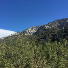 Where to hike: Mount Baldy - Sunset