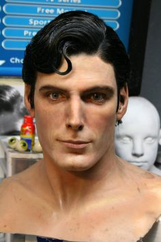 Hyperrealistic Wax Sculptures of Famous Actors and Movie Characters by Bobby Causey