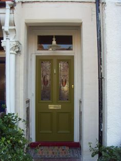 The London Door Company \'Pure White\' paint colour - Gloss   The ...