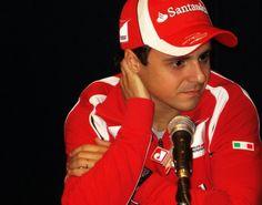 Felipe Massa na Pan