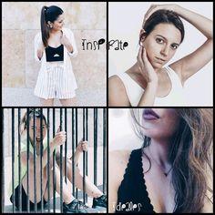 """Me encanta"" #grupoinstagram #bloggers #models #instagramers #kissmylook #tw feliz noche kissess"