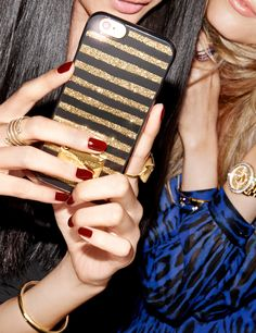 Making the case for a few more selfies… #TreatYourself