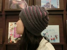 """wurm"" pattern from Raverly Knitted Hats, Beanie, Stitch, Knitting, Pattern, Projects, Fashion, Knit Hats, Log Projects"