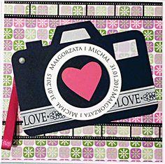 Kartka ślubna dla fotografa