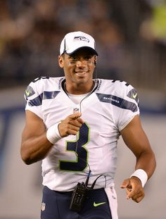 You Don't Have to Be a Seahawks Fan to Think Russell Wilson's Hot!!!  Amen!! #GoHawks