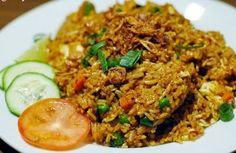 Resep Nasi Goreng Jawa Special