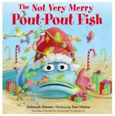 Holiday Book Review: The Not Very Merry Pout-Pout Fish Holiday Book Review: The Not Very Merry Pout-Pout Fish