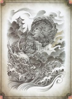Dragon Picture Image