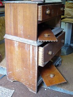 Links to sites that will help with refinishing old furniture