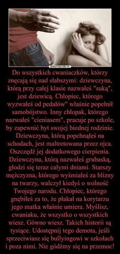 Polish will understand. Sorry about it, I know it's wrong board Nobody Loves Me, Important Quotes, Sad Life, Good Mood, Positive Thoughts, Life Lessons, Einstein, Quotations, Life Quotes