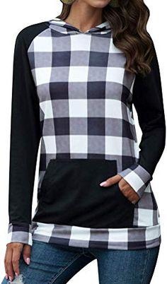 INTERESTPRINT Womens Crew Neck Long Sleeve Pullover Cool Fox Lightweight Tops Sweatshirt XS-XL