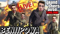 BENIIPOWA - GTA 5 Online Élő adás !! #21