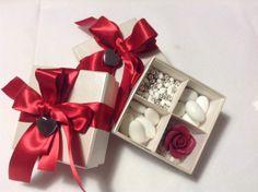 Wedding box details