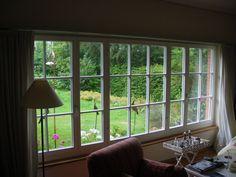 Holzfenster mit Landhaussprossen Windows, Wood Windows, House, Window, Ramen