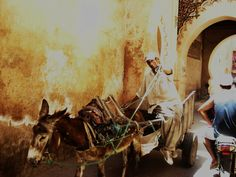 Marakesh, Morocco.