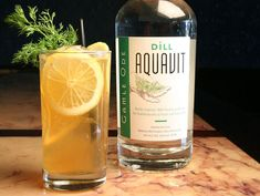 Pimm's Dill | Dill Aquavit Recipes | Gamle Ode Cocktails