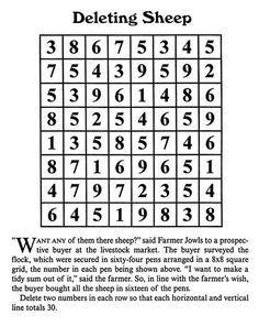 """Another teaser for you to solve! (From the book """"Brain Busters! Mind-Stretching Puzzles in Math and Logic"""") ///////////// ANSWER HERE, WITH MY WORKING: http://design.snaplog.com/:001"""