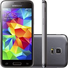 Smartphone Samsung Galaxy S5 Mini Duos Dual Chip