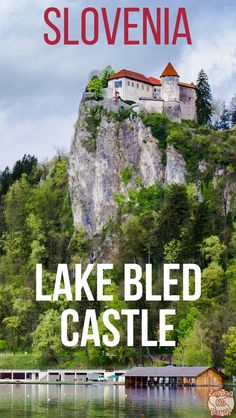 Slovenia Travel Guide - Discover the old Lake Bled Castle located on a precipice above Lake Bled. It offers magnificent views of the area - Photos, video and planning tips | #slovenia | #Ifeelslovenia | Slovenia Road Trip | Slovenia things to do