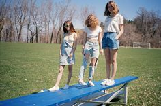 Gia Coppola x Urban Outfitters Colorful Fashion, Love Fashion, Girl Fashion, Gia Coppola, Urban Outfitters, Petra Collins, Teen Summer, Tennis Fashion, Local Girls
