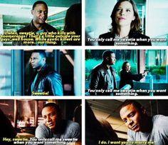 Arrow - Lyla and Diggle #3.8 #Season3 #Dyla ♥