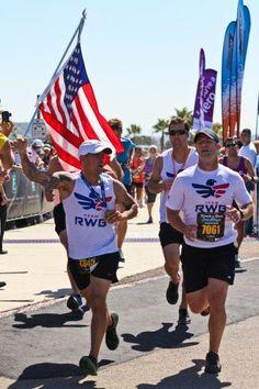 Veteran support organization, Team RWB Blog