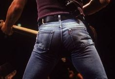 If there was a best rock n roll butts list, this would be #1...