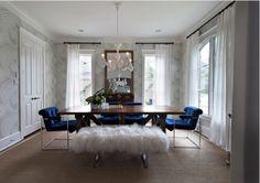 Needing, Wanting, Loving: Milo Baughman Chairs