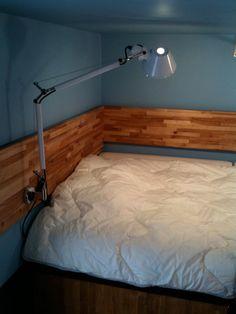 182 Square Foot Micro Apartment in Seattle - Design Milk