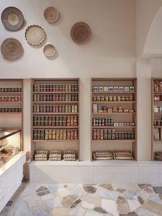 Studio Esteta designs Via Porta cafe in Melbourne to look like an Italian street - Les images impressionnantes de diy face mask sewing pattern with filter que l'on propose pour vou -