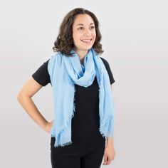 Insect Shield Repellent Summer Scarf