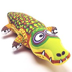Gouptec Durable US Fat Cat Toy Crocodile Large Dog Chew Toy Pet Toy For Dog Puppy Cotton Funny Plush Durable Canvas Safety >>> Find out more about the great product at the image link.(This is an Amazon affiliate link and I receive a commission for the sales)