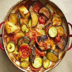 Greek Recipes, Kung Pao Chicken, Ratatouille, Paella, Sprouts, Recipies, Food And Drink, Vegetables, Ethnic Recipes