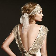 Inspire me, your wedding inspiration - Headpieces by Johanna Johnson