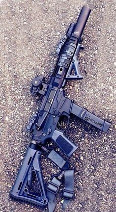 Build Your Sick Cool Custom Assault Rifle Firearm With This Web Interactive Firearm Builder with ALL the Industry Parts - See it yourself before you buy any parts Airsoft Guns, Weapons Guns, Guns And Ammo, Zombie Weapons, Tactical Rifles, Firearms, Custom Guns, Custom Ar, Armas Ninja