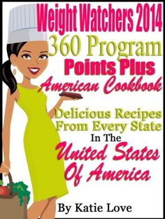 @Debbie Armentor Watchers 2014 360 Program Points Plus American Cookbook Delicious Recipes From Every State In The United States Of America by Katie Love, http://www.amazon.com/dp/B00H58N1OC/ref=cm_sw_r_pi_dp_QgiPsb0QVXEMR