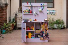 Cocinita de juguete, de Montse Marmol