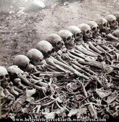 """Boraltan Katliamı (Belgelerle) Ismet Inönü Azeri kardeşlerimizi Ruslara teslim etti * Resimleri orjinal boyutunda görmek için üzerlerine tıklayınız *** Kadir Mısıroğlu, """"Moskof Mezalimi&#8221…"""