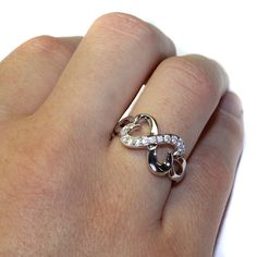 Come on down and get a promise ring for your special someone. #Gabriel'sJewelry #Modesto #209 #deal #ring #gold #silver