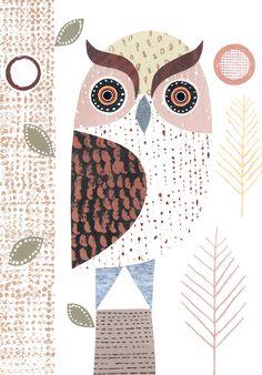 owl from LoveHart UK