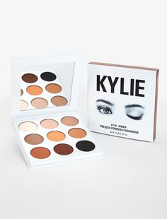 The Bronze Palette | Kyshadow – Kylie Cosmetics℠ | By Kylie Jenner