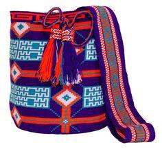 Wayuu-Tasche Top Qualität von Mama Tierra auf DaWanda.com