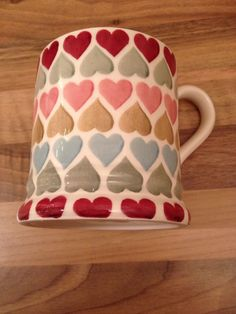Emma Bridgewater Special 1/2 pInt Mug From Collectors Day