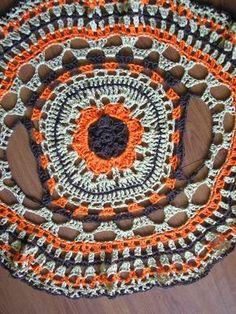 DE MIS MANOS TEJIDOS Y MAS...: Chalecos circulares multicolor