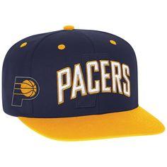 902f185b51f Indiana Pacers adidas Youth 2016 NBA Draft Snapback Hat - Navy