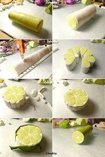 Zuleykhas polymer clay: polymer clay tutorial miniature-clay-food-tutorials