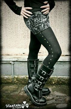 Nice boots gothic