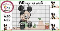 Su Ponto X: Turma do Mickey